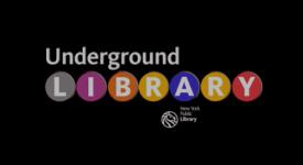 你有聽過Subway Library嗎?  網際網路其實並不會讓圖書館借書率下降,反而會讓你借到你想看的書。