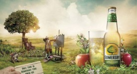 Carlsberg新UK廣告行銷,另類攀關係!