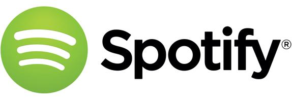在線音樂試聽平台Spotify新Logo