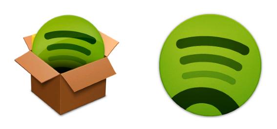 spotify new logo 3 在線音樂試聽平台Spotify新Logo