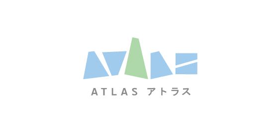 日本ATLAS規劃設計公司標誌設計