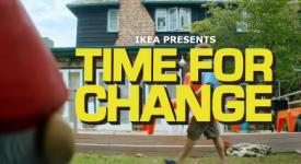 IKEA強檔廣告Time For Change:要你捲起袖子動手改造戶外空間