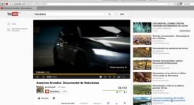 大众汽车(Volkswagen)让我们看见YouTube Banner广告竟然还能这样玩!?