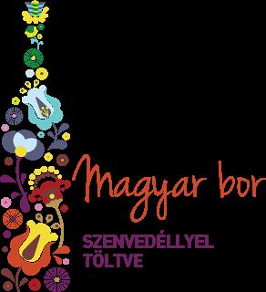 "Magyar bor logo 2013 匈牙利推出""匈牙利釀酒""品牌形象標識"