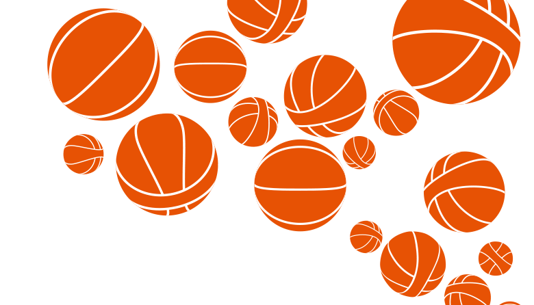 WNBA Basketball Graphic 美国女子职业篮球赛(WNBA)发布新Logo