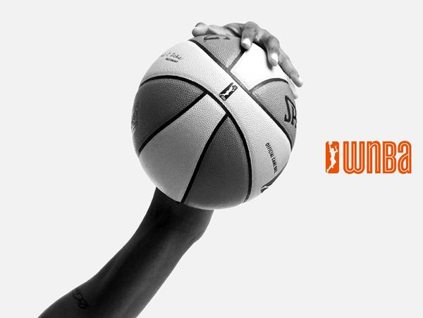 WNBA PhotoBall 美国女子职业篮球赛(WNBA)发布新Logo