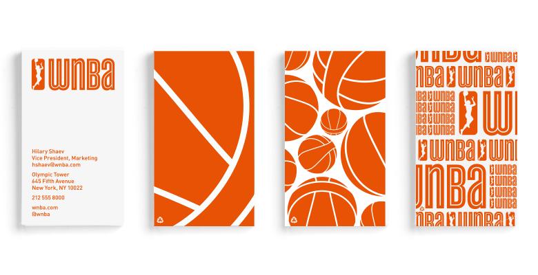 WNBA WEB CARDS 032713 美國女子職業籃球賽(WNBA)發布新Logo