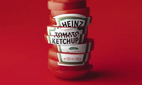 Heinz蕃茄醬「裡外兼具」的行銷手法,成就稱霸百年的美味保證