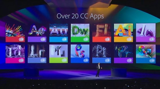 adobe cc branding 2 2 Adobe放棄CS套件轉向Creative Cloud雲服務品牌