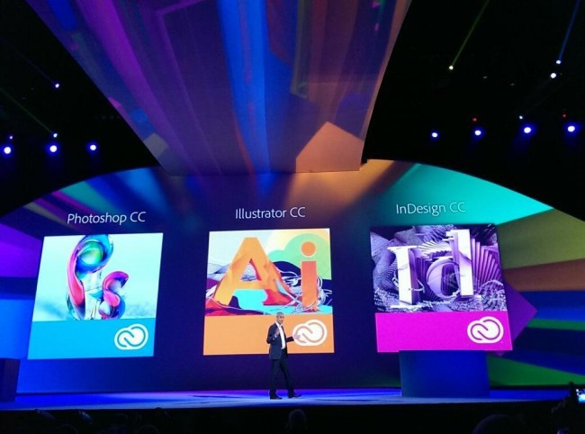 adobe creative cloud 4 Adob​​e放棄CS套件轉向Creative Cloud雲服務品牌