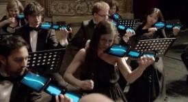創新案例分享—法國行動銀行的高科技音樂會,以行動裝置演奏動人心弦的經典樂曲卡門