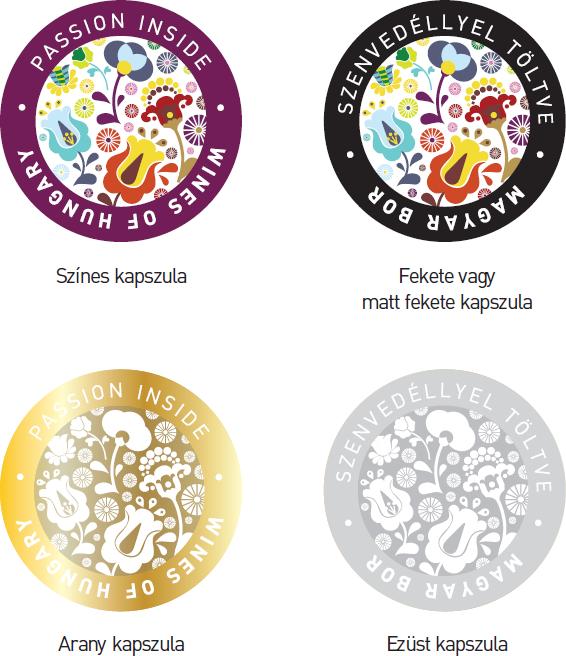 "new logo wines of hungary 2 匈牙利推出""匈牙利釀酒""品牌形象標識"