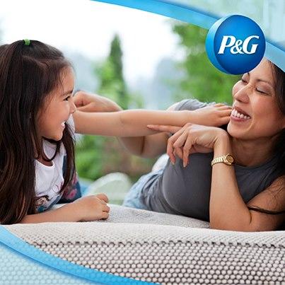 pg new logo 6 日用品巨頭寶潔公司(P&G)新品牌標識