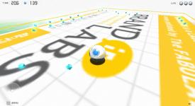 2013坎城創意節移動類金獅獎-Google Chrome活動網站《3D頁面迷宮》