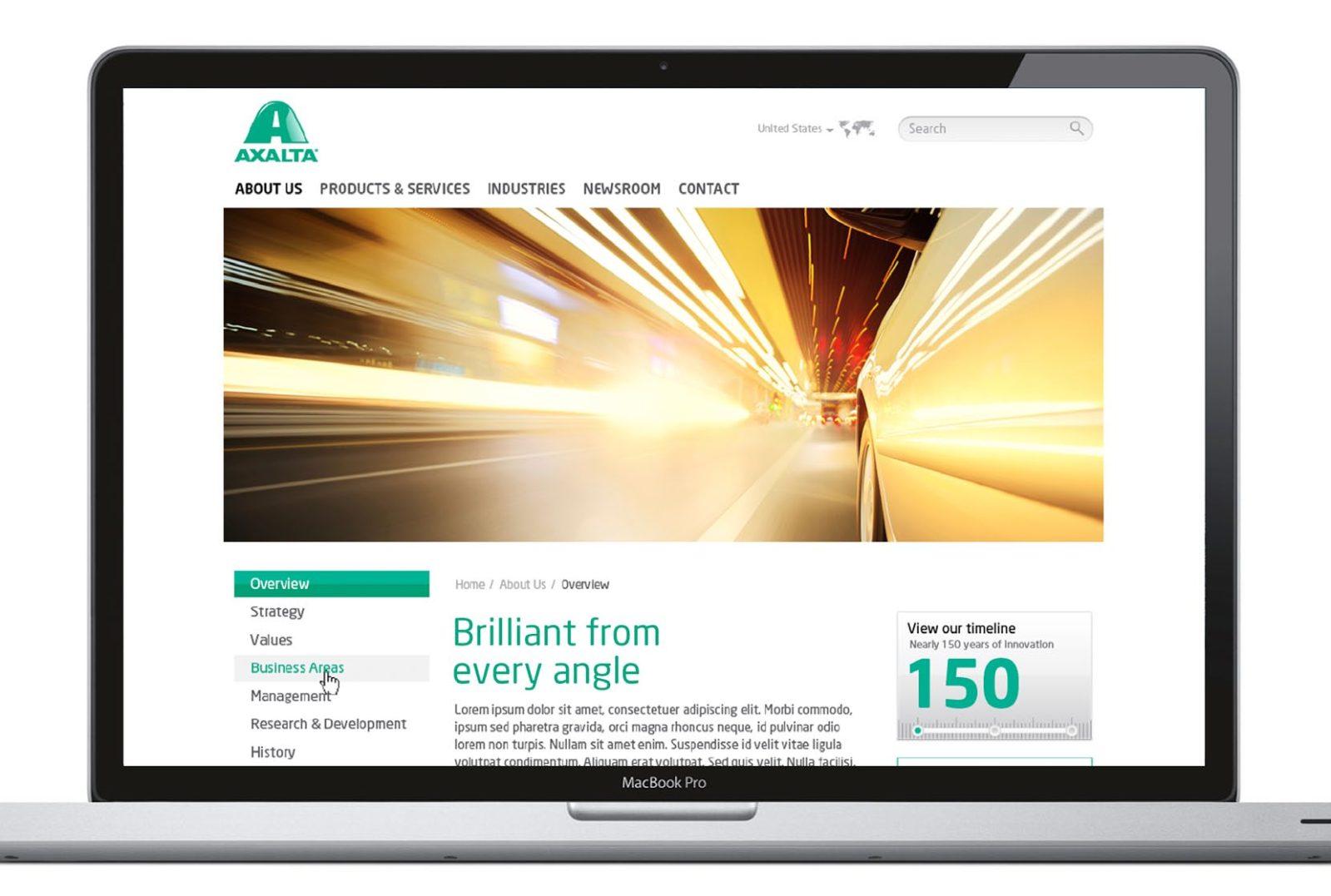 "Axalta new logo 7 杜邦高性能塗料業務更名""Axalta(艾仕得)""並換新標"