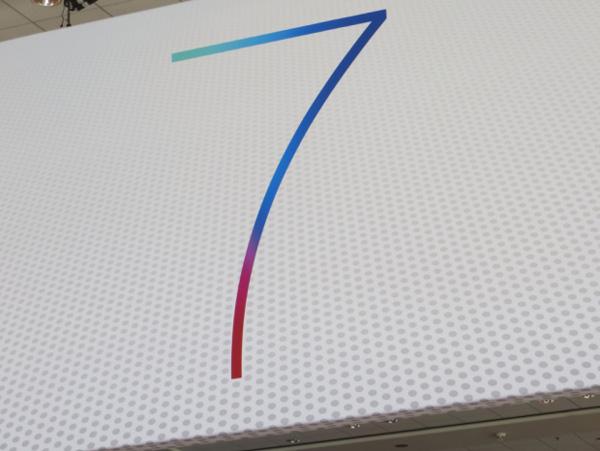 ios 7 logo 5 iOS 7與OS X 10.9新Logo現身WWDC展會