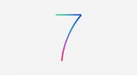 iOS 7與OS X 10.9新Logo現身WWDC展會