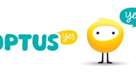澳大利亞第二大電信公司Optus新標識和卡通形象