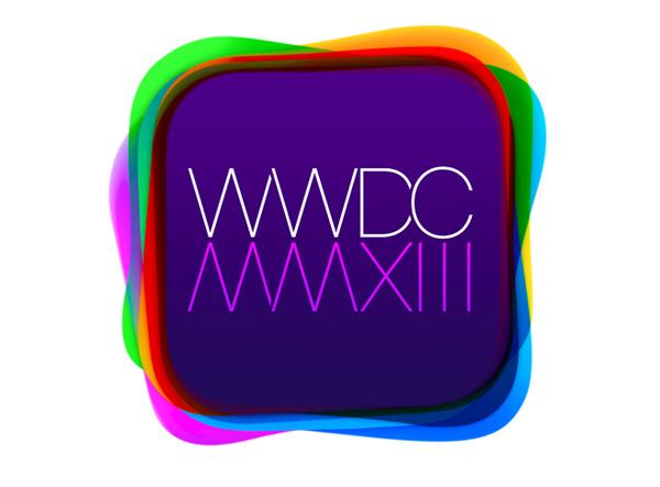 wwdc2013 logo iOS 7與OS X 10.9新Logo現身WWDC展會