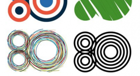 80週年 Lacoste紀念logo