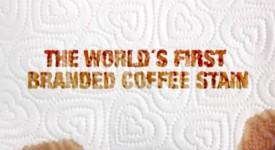 商標行銷新點子!咖啡漬也能變商標?