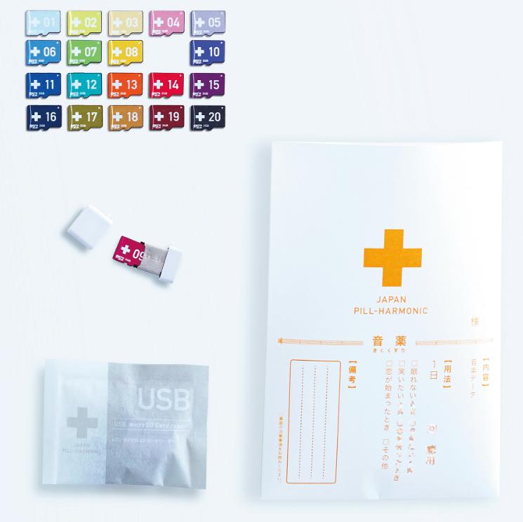 療癒方程式:音樂+藥包+Micro SD,治癒你心中嘶吼的怪獸~