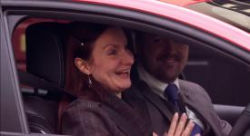 法國銷售冠軍雷諾汽車!女性駕駛驚奇試乘!