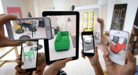 Ikea 推出跳出纸页的3D目录,好神奇!真实场景在你家上演!!
