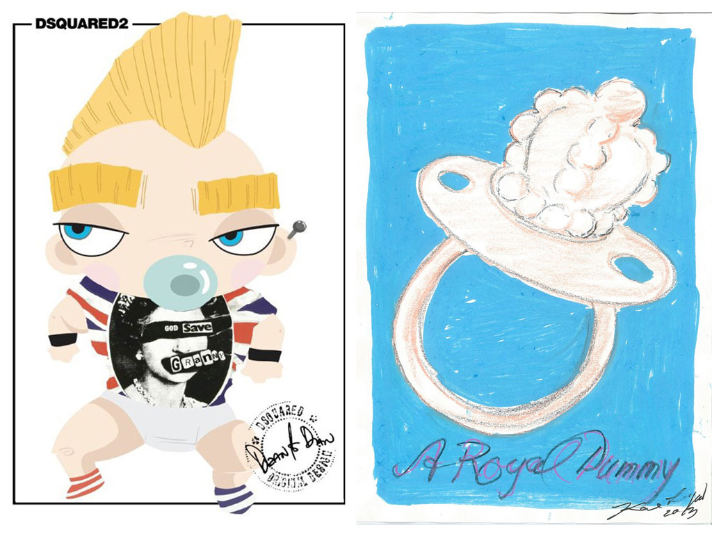royal-baby-fashion-brands-dsquared-karl-lagerfeld