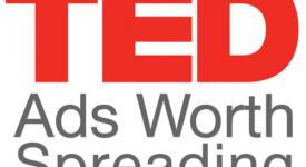 TED精選五大值得散佈廣告