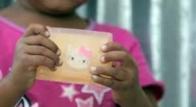「希望肥皂」讓小孩得玩具,南非得健康!