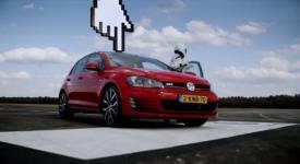 Volkswagen banner行銷大手筆,誰點到就送誰新車