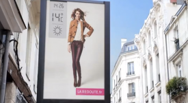 La-Redoute-realtime-weather-billboard2