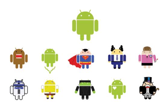 Android(安卓) Logo背後鮮為人知的設計師 — Irina Blok