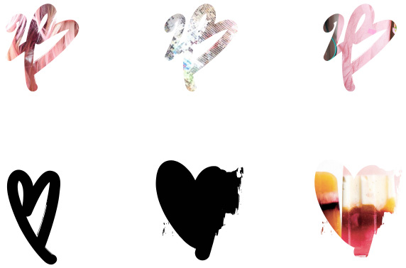 "2b bebe visual study 美國知名女裝零售商碧碧旗下品牌""2b""新Logo"