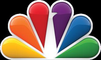 美國全國廣播公司(NBC)微調Logo