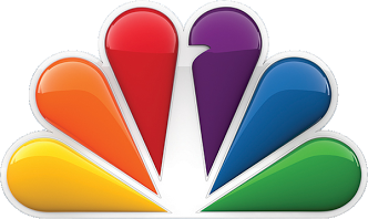 NBC logo 2013 美國全國廣播公司(NBC)微調Logo
