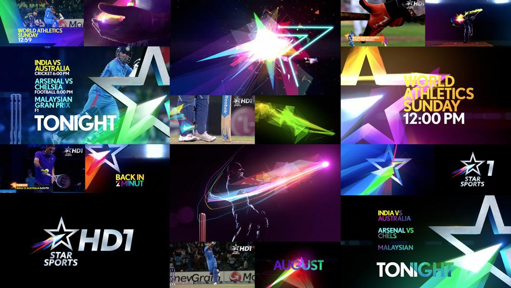 StarSports 07 衛視體育台(Star Sports)啟用新台標