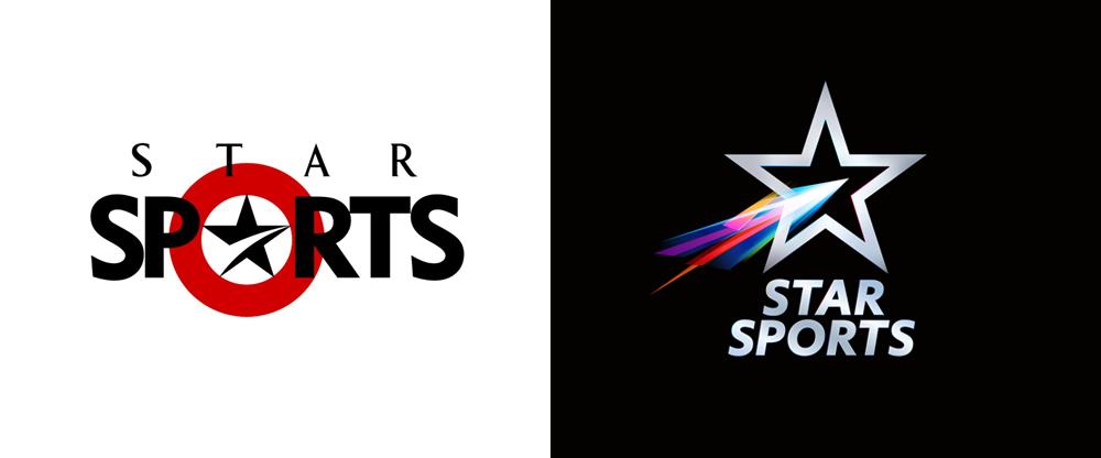 StarSports Logo 衛視體育台(Star Sports)啟用新台標