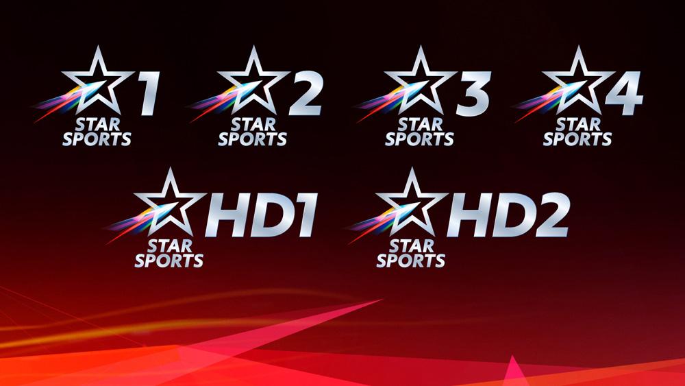 StarSports Logos all 衛視體育台(Star Sports)啟用新台標