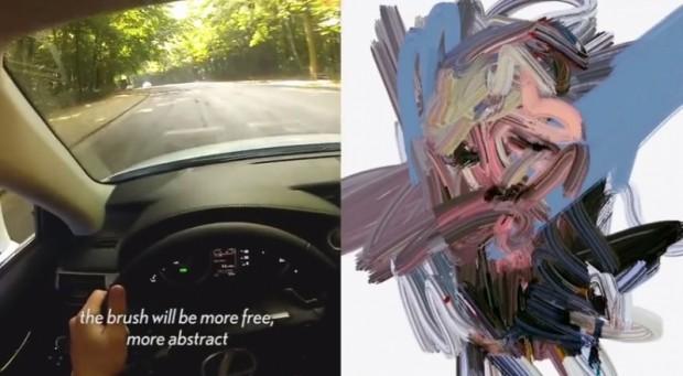 Art Is Motion