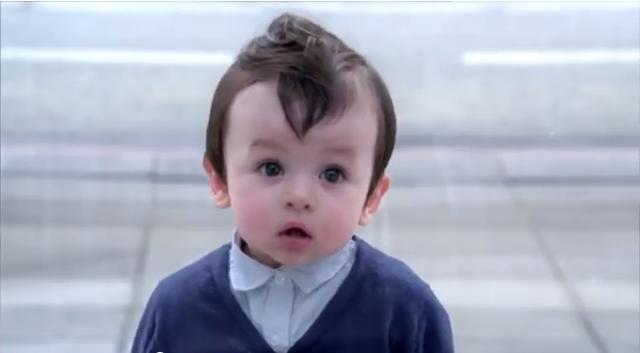 何謂品牌理念?讓萌翻全球的Evian寶寶告訴你