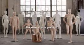 【不完美的櫥窗模特兒】公益團體發人深省的理念行銷