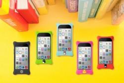 經典的iphone果凍套是Bone最有名的成名作品