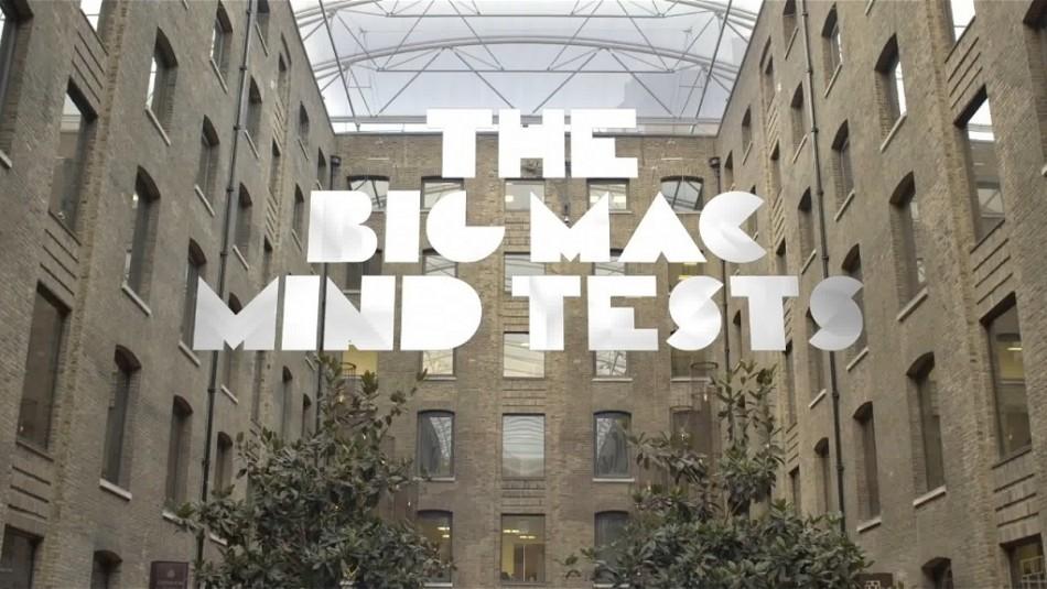 big mac test