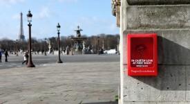Valentine's Day Emergency–讓人融化的巴黎街頭情人節行銷