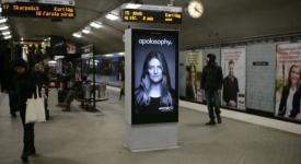 [Apotek案例分享]-会动的广告看版不稀奇,随着周遭环境而动的看版才稀奇
