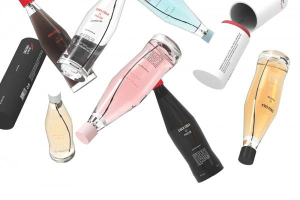 OMG~可口可樂也跨足香水市場!?跳出可樂的框架,會變成什麼樣子呢?