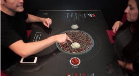 新形態點餐模式?Pizza Hut概念觸控餐桌創意且可行