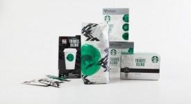 星巴克Tribute Blend新包裝-讓你從包裝外型解讀咖啡的口感